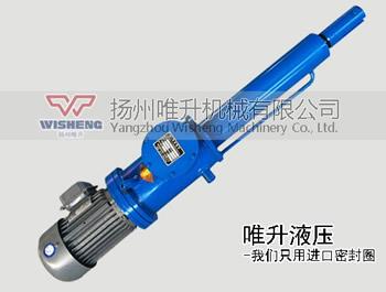 zheng体直式微xing电液推杆