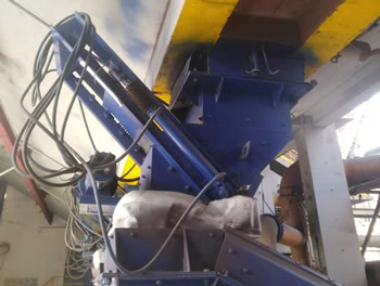 非标电液动平板闸门