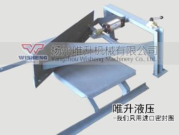 QTN-Z(Y)qi动单侧犁式xie料器