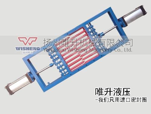 QLB-I气动单层bang条阀