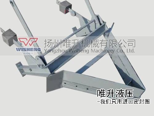SDTN-Sxing手动双侧犁式xie料器